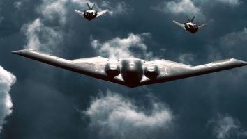 B-2_Spirit_Stealth_Bomber