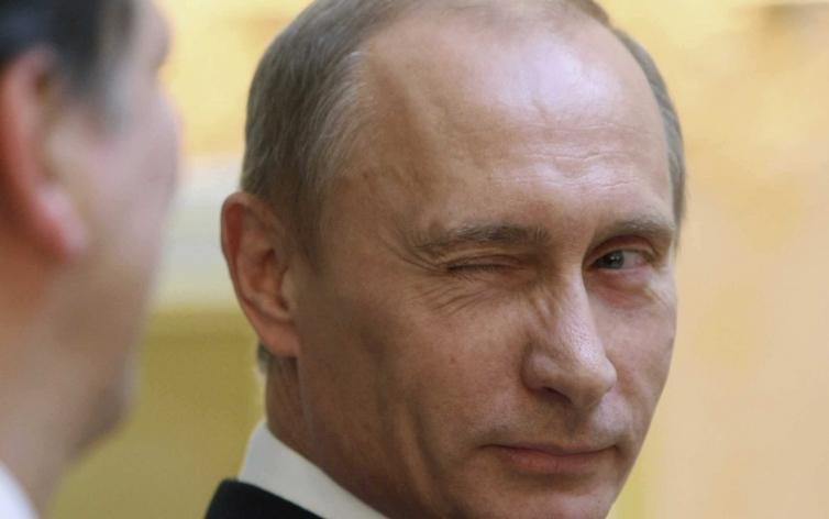 Путин о Биткоин