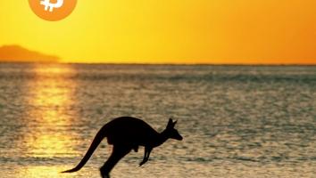 австралия-биткоин