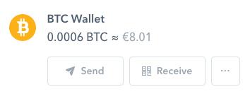 пример баланса на coinbase