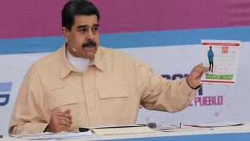 Мадуро представил проект национальной криптовалюты Petro