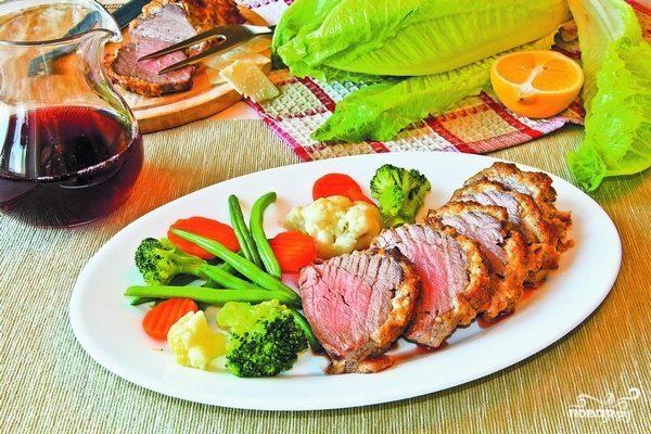 мясо по-шотландски