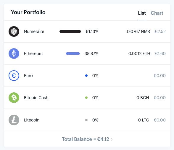 пример портфолио coinbase