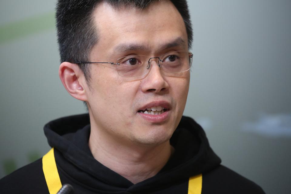 создатель и владелец биржи Changpeng Zhao (CZ)
