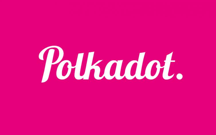 логотип polkadot