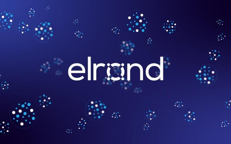 логотип Elrond